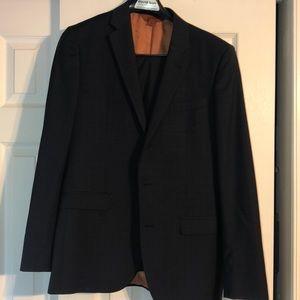 Men's suit jacket and pants